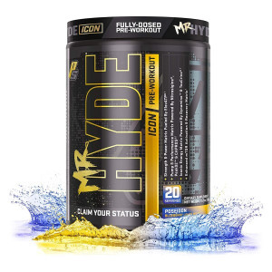 Mr Hyde icon Pre Workout 310 g Pro supps