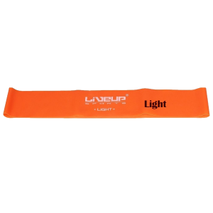 Bande de resistance orange light 25 cm Live Up