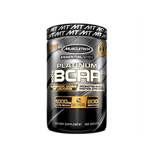 Platinum BCAA 8.1.1 200 caps Muscle Tech