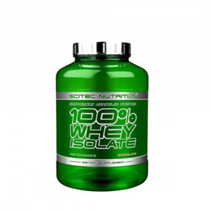 100% Whey Isolate 2 kg Scitec