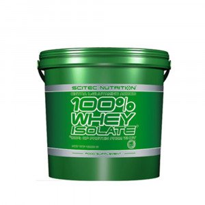 100% Whey Isolate 4 kg Scitec