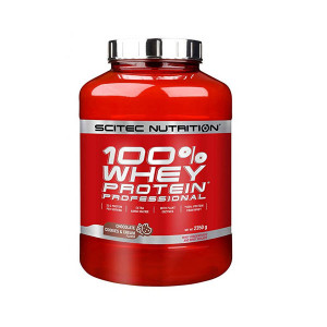 100% Whey Protein Professional 2.35 kg  Scitec