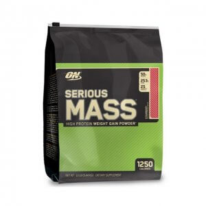 Serious Mass  5,500 kg  Optimum Nutrition (USA)