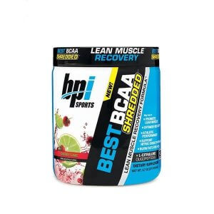 BEST BCAA Shredded bpi 275g