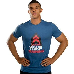 T Shirt Boost Your Training- Lionz